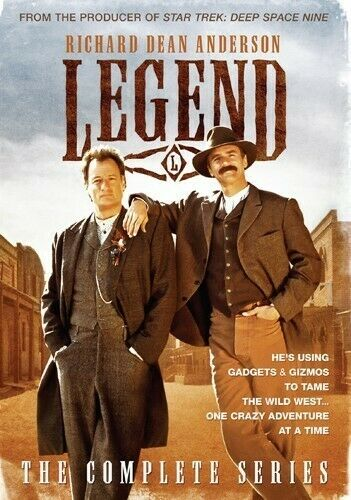 Legend: The Complete Series [New DVD] 2 Pack