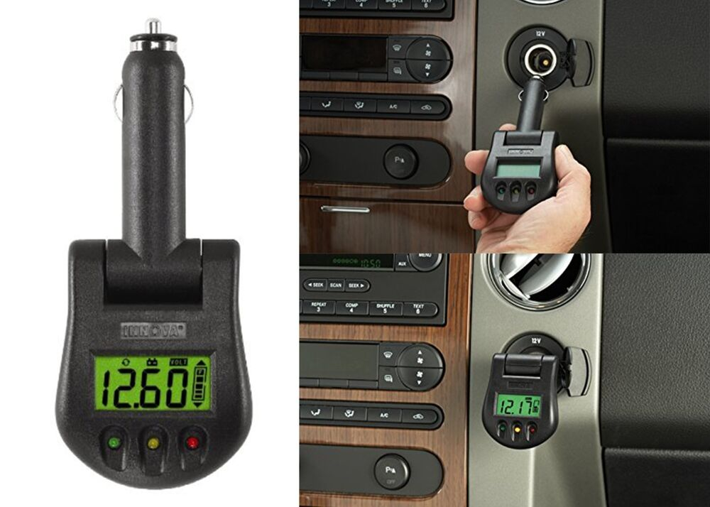 Battery And Charging System Monitor : Equus innova battery and charging system monitor