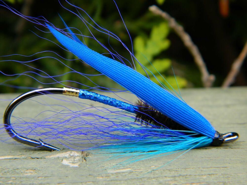 Classic flies for Atlantic salmon fly fishing - Lord Spey ...