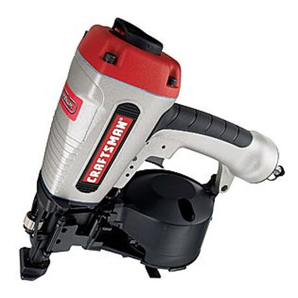 Craftsman 18180 Coil Roofing Nailer W Case Sc18180 918180