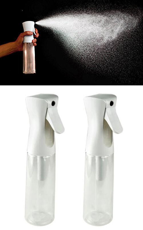 Flairosol Continuous Fine Mist Barber Stylist Spray Bottle