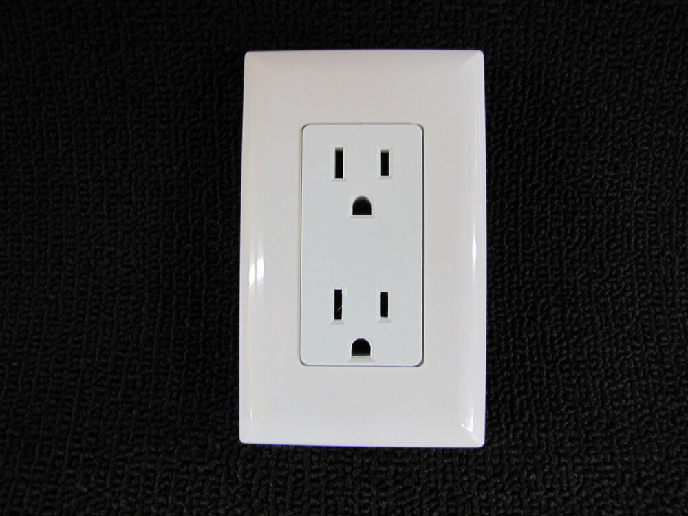 mobile home rv parts self contained outlet includes cover