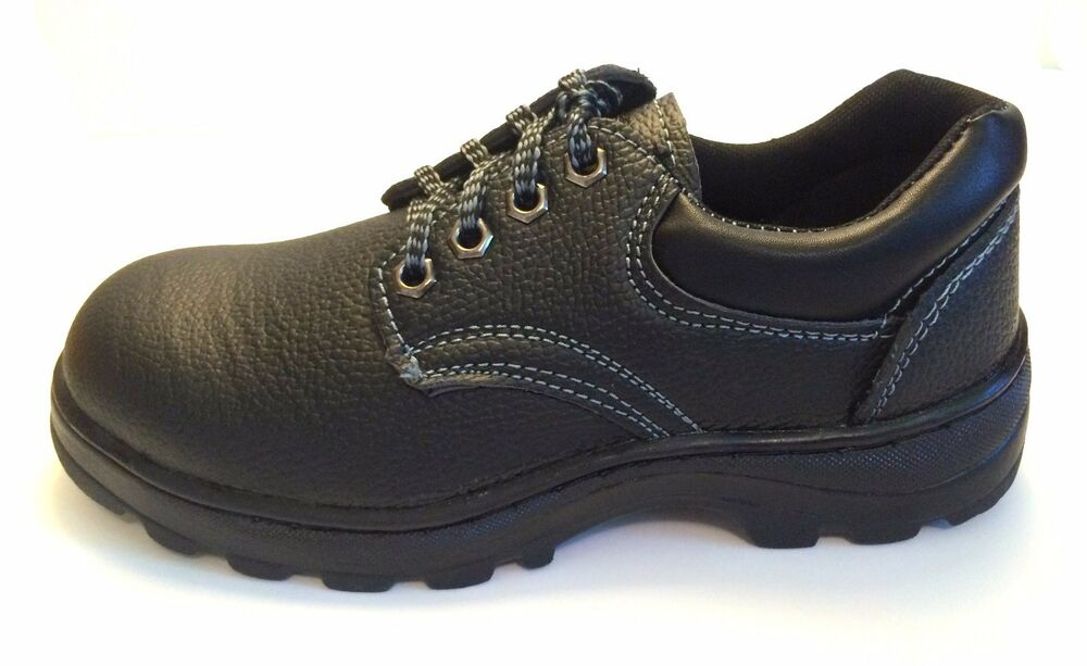 kbl4 new s synthetic leather black low top work boots