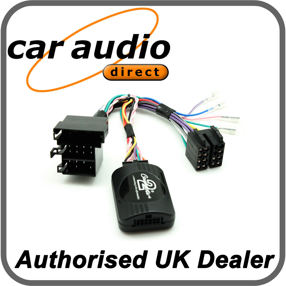 connects2 ctsfa004 2 fiat punto 500 can bus steering control adaptor harness ebay. Black Bedroom Furniture Sets. Home Design Ideas