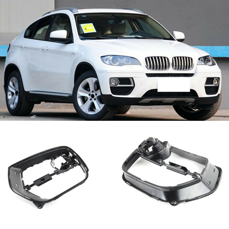 For BMW X6 2012-14 Front Left&Right Bumper Grille Grill