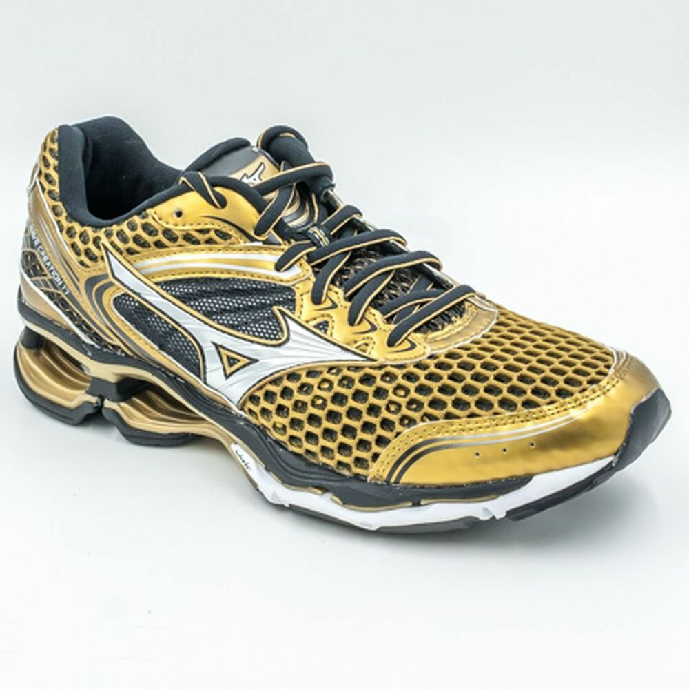 new arrival 0995f 8ed47 Details about MIZUNO WAVE CREATION 17 Men Running Shoes US 7 - 14 100%  Authentic J1GC151850 A