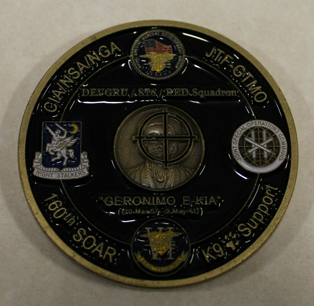 Operation Neptune Spear 160th Soar Seal Team 6 Navy