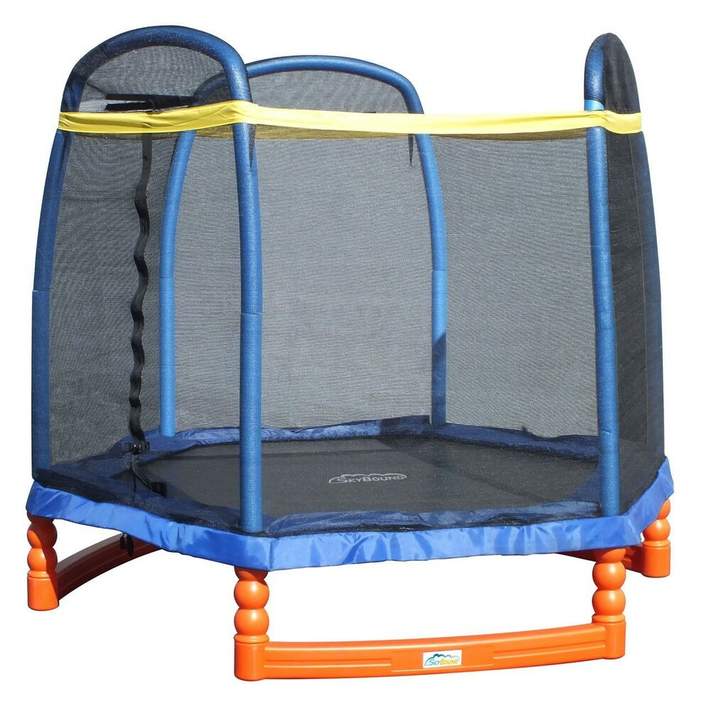 SkyBound Super 7 Ft. Trampoline