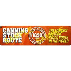 Kyпить Canning Stock Route Version 1 Bumper Sticker на еВаy.соm