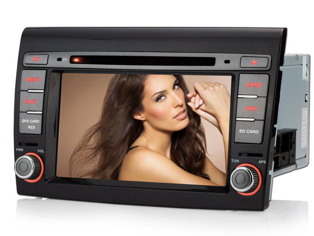 f r fiat bravo 2007 2012 autoradio dvd gps bluetooth. Black Bedroom Furniture Sets. Home Design Ideas