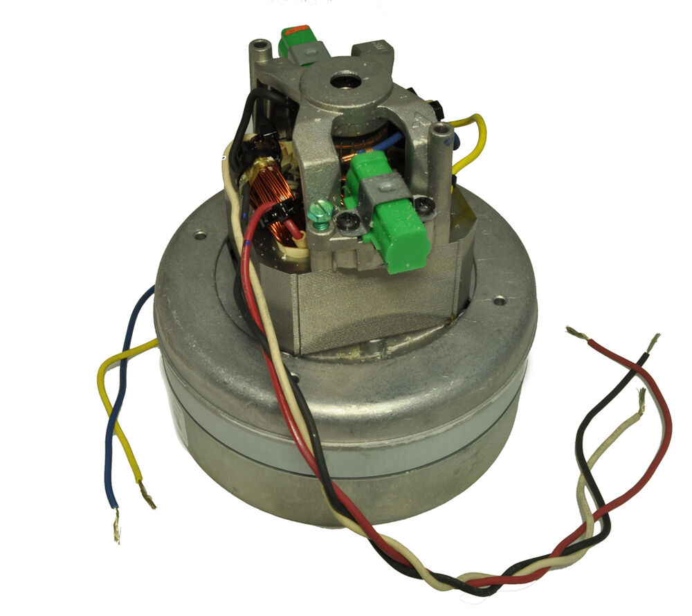 Filter queen canister vacuum cleaner motor 5 wire 3309c l for Motor for vacuum cleaner