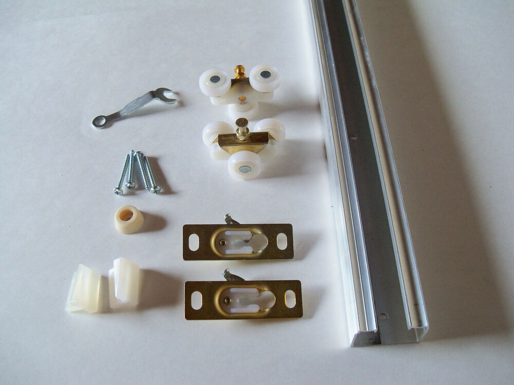 Series 2 Hbp Standard Duty Pocket Door Track And Hardware