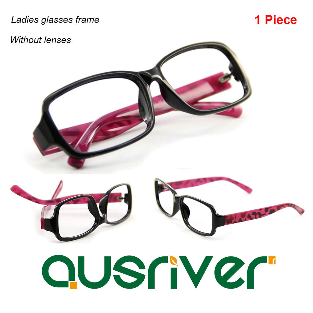 Brand New Ladies Glasses Frame Fashion Full Rim Spectacles ...