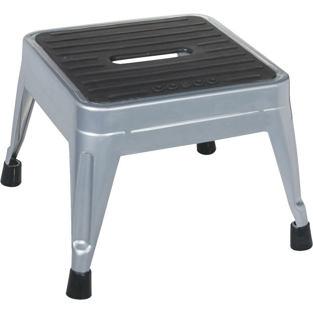 Cosco 1 Step Metal Step Stool Ebay