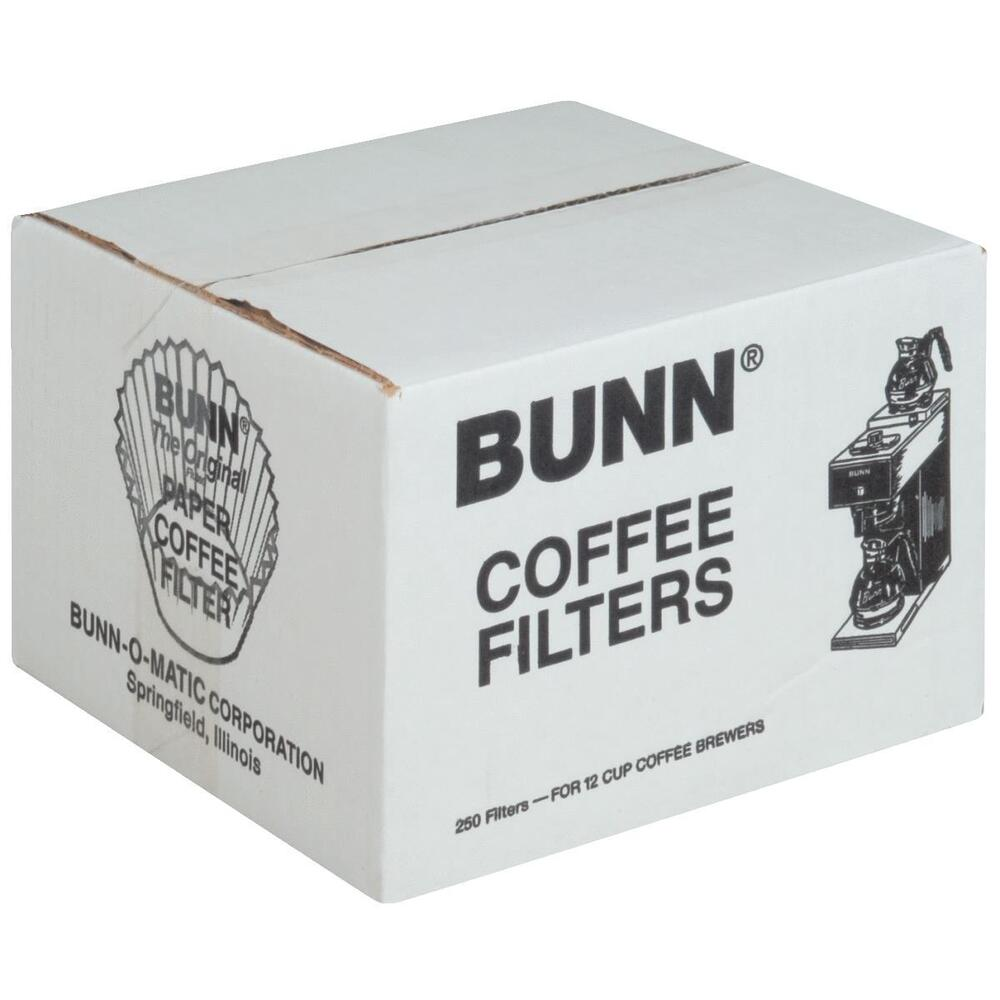 Bunn Coffee Maker Filters : Bunn Commercial Coffee Filter eBay