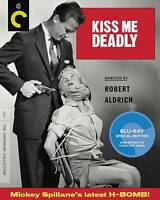 Kiss Me Deadly (Blu-ray Disc, 2011, Criterion Collection)