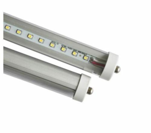 Led Or Fluorescent Shop Light: 20pcs 8FT LED T12 F96T12 DX Fluorescent Retrofit Tube