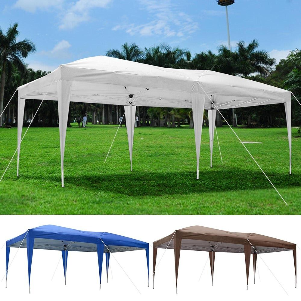 10 39 X 20 39 Outdoor Ez Pop Up Canopy Party Wedding Party