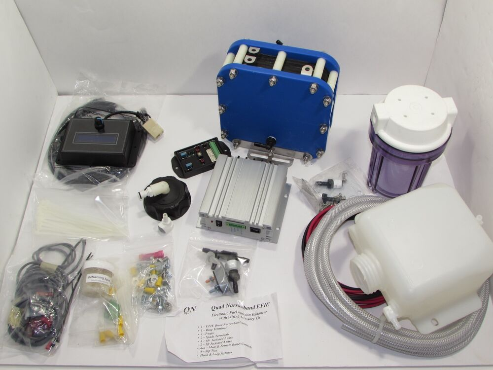 hho hydrogen generator dry cell kit complete ebay. Black Bedroom Furniture Sets. Home Design Ideas