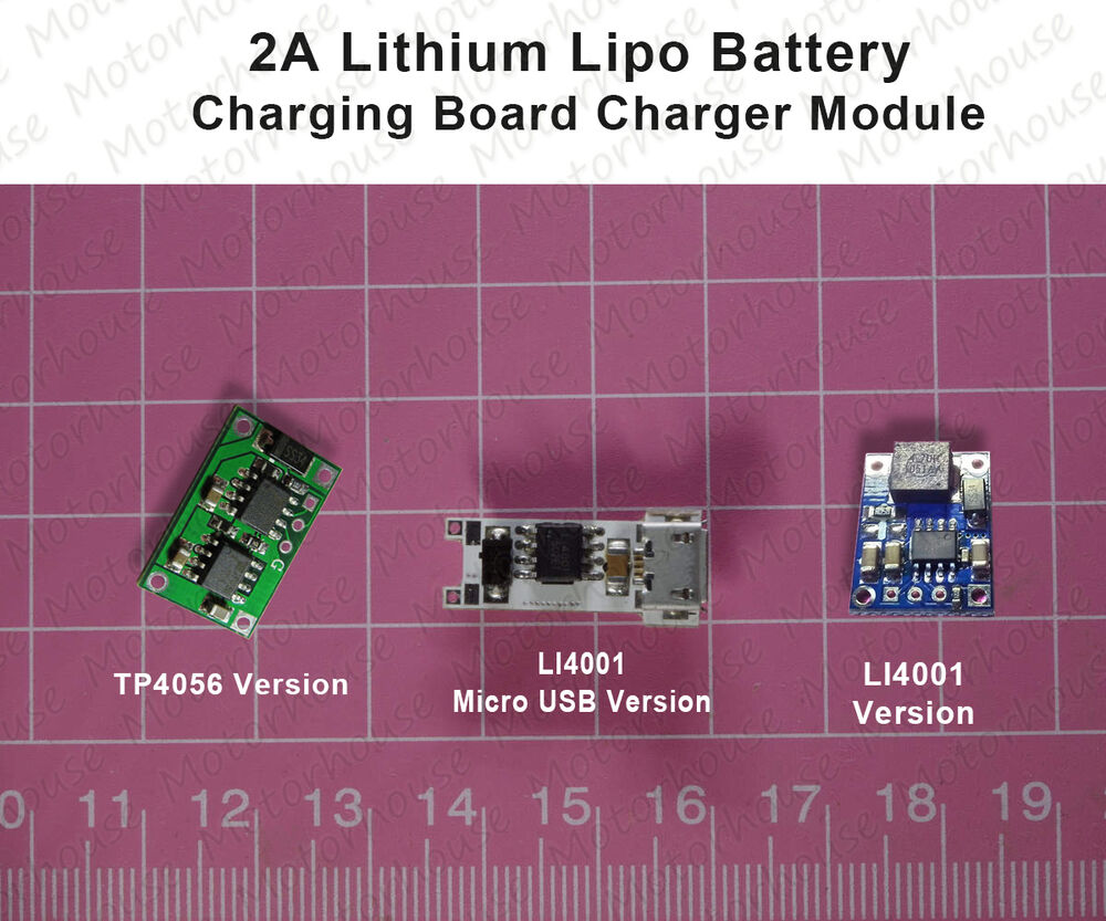 2a 37v Lipo Lithium Battery 18650 Charging Board Micro Usb Led Circuit Related Keywords Suggestions Charger Module Ebay