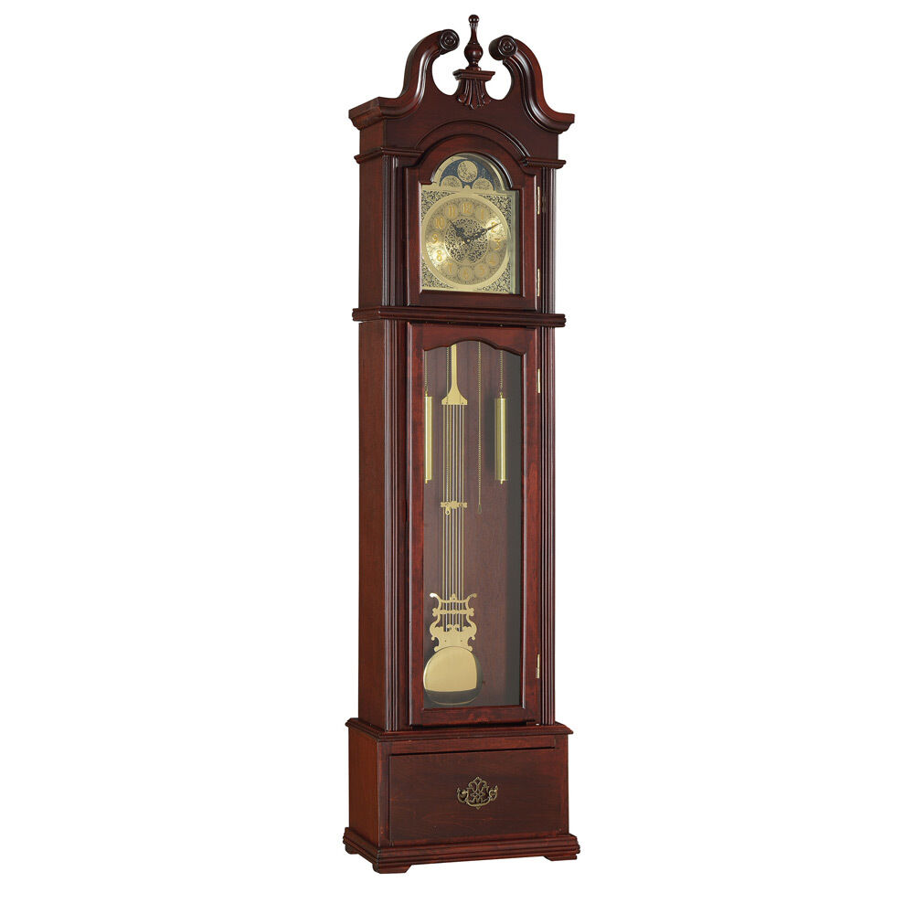 Valentine Grandfather Clock Westminster Pendulum Chimes ...