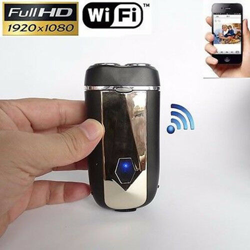 Full Hd 1080p Electric Shaver Razor Spy Camera Hidden