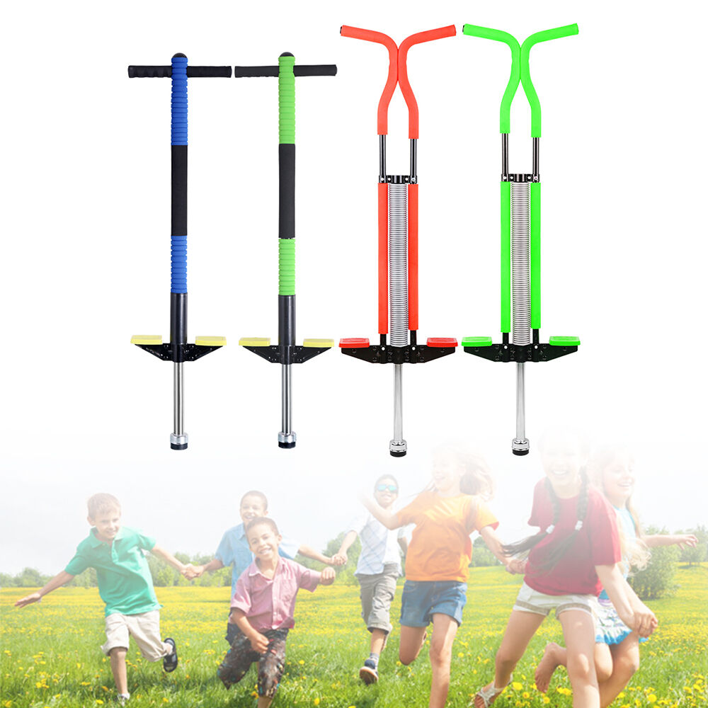 Toys For Spring : Master pogo stick jump spring bounc kids outdoor