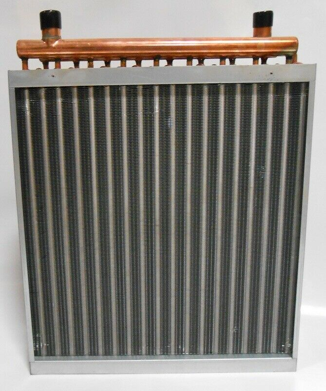 36x36 Water To Air Heat Exchanger Hot Water Coil Outdoor