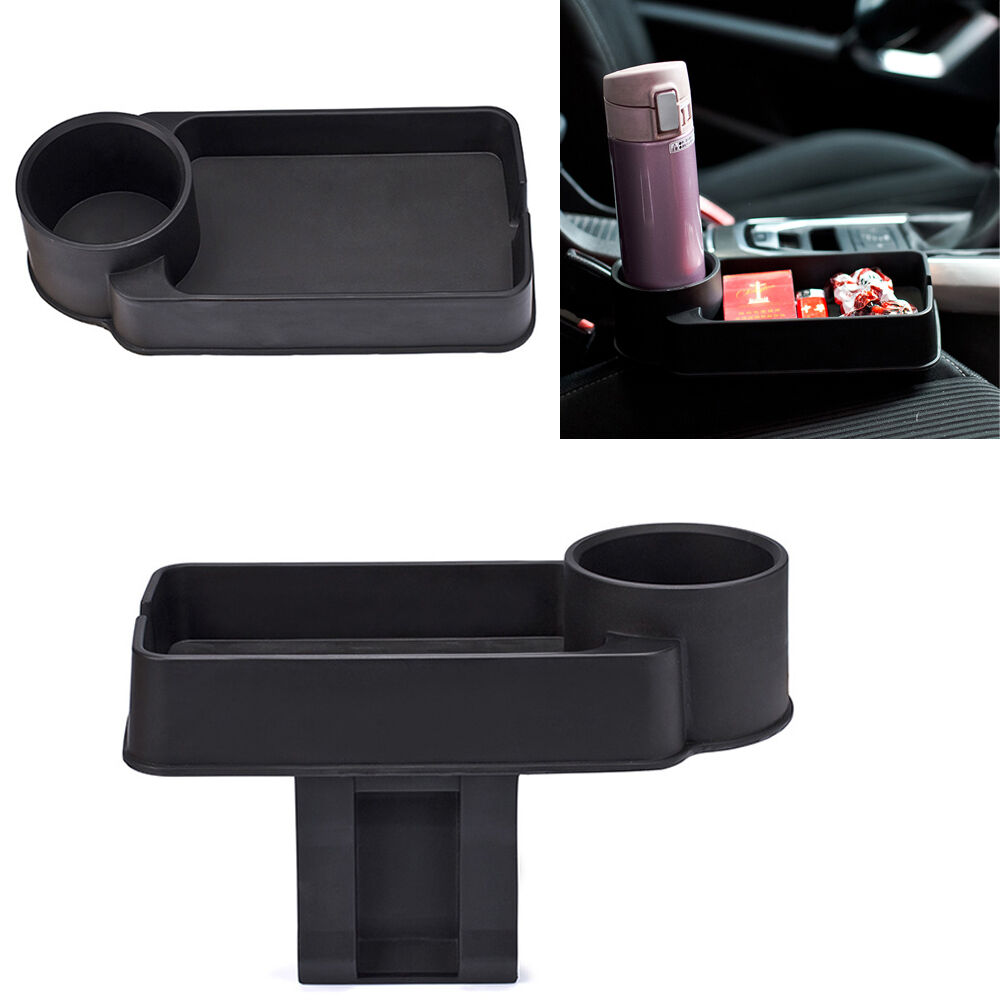 Car Multi Function Central Storage Box Drink Cup Holder