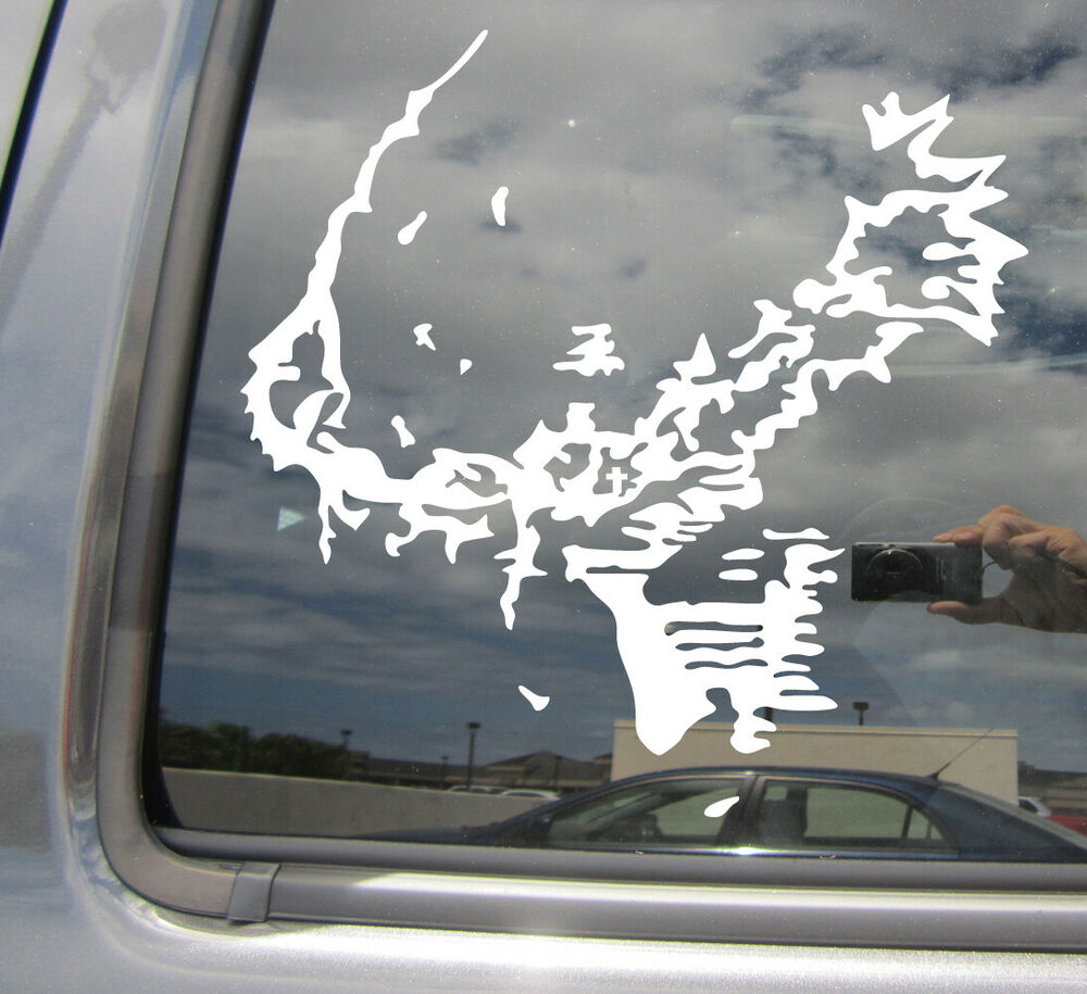 Jesus Crown Of Thorns Christian Crucifixion Car Auto