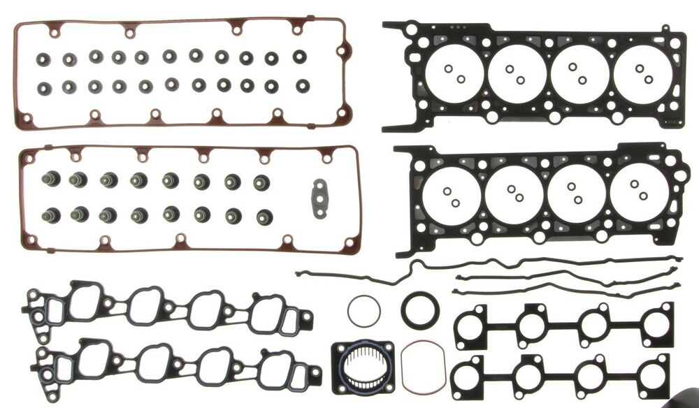victor ford head gasket set gaskets 4 6l f150 16