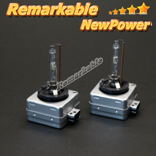 2 new d1s 6000k d1r oem hid xenon headlight replacement. Black Bedroom Furniture Sets. Home Design Ideas