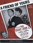 A Friend of Yours, The Great John L., Linda Darnell, movie music, 2nd offereed