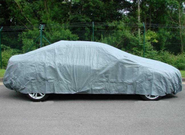 Maypole Water Resistant Full Car Cover