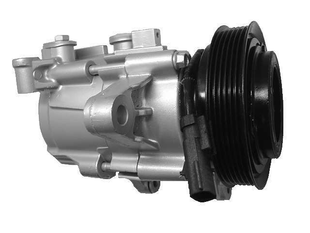 Car Ac Compressor >> 2006 2007 2008 Dodge Nitro Jeep Liberty Reman a/c ...