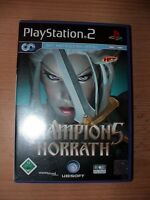 Champions of Norrath mit Spielanleitung Sony PS2 Playstation 2