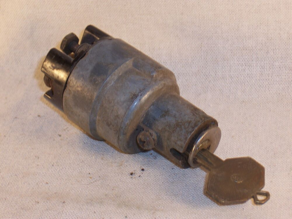 Vintage Ignition Switch Chevy Buick Olds Chrysler Cadillac Plymouth Ford | eBay