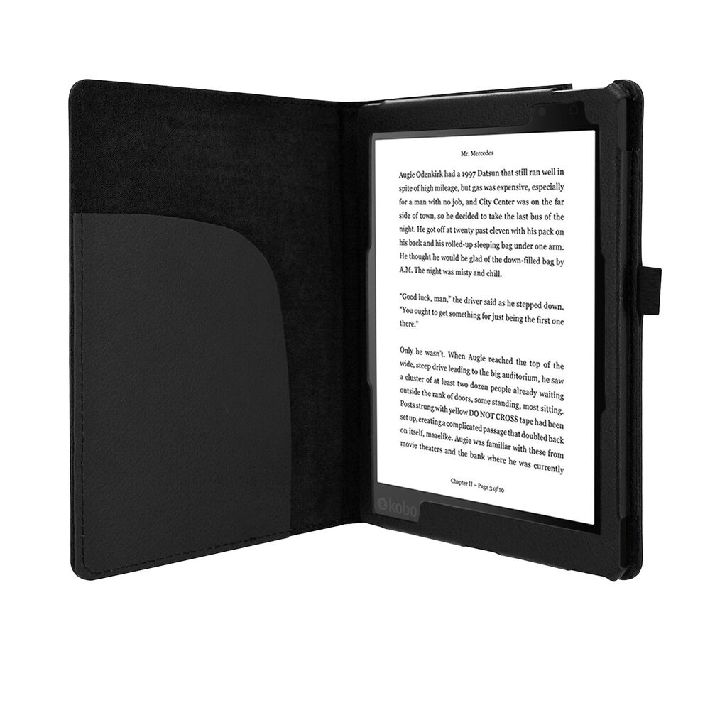 For kobo aura edition 2 6inch ereader smart book style pu for Housse kobo aura h2o edition 2