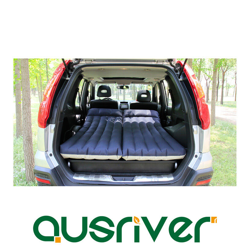 Inflatable Car Trunk Mattress Airbed Sleep Travel Self