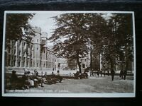 POSTCARD RP LONDON TOWER OF LONDON - TOWER GREEN & BARRACKS