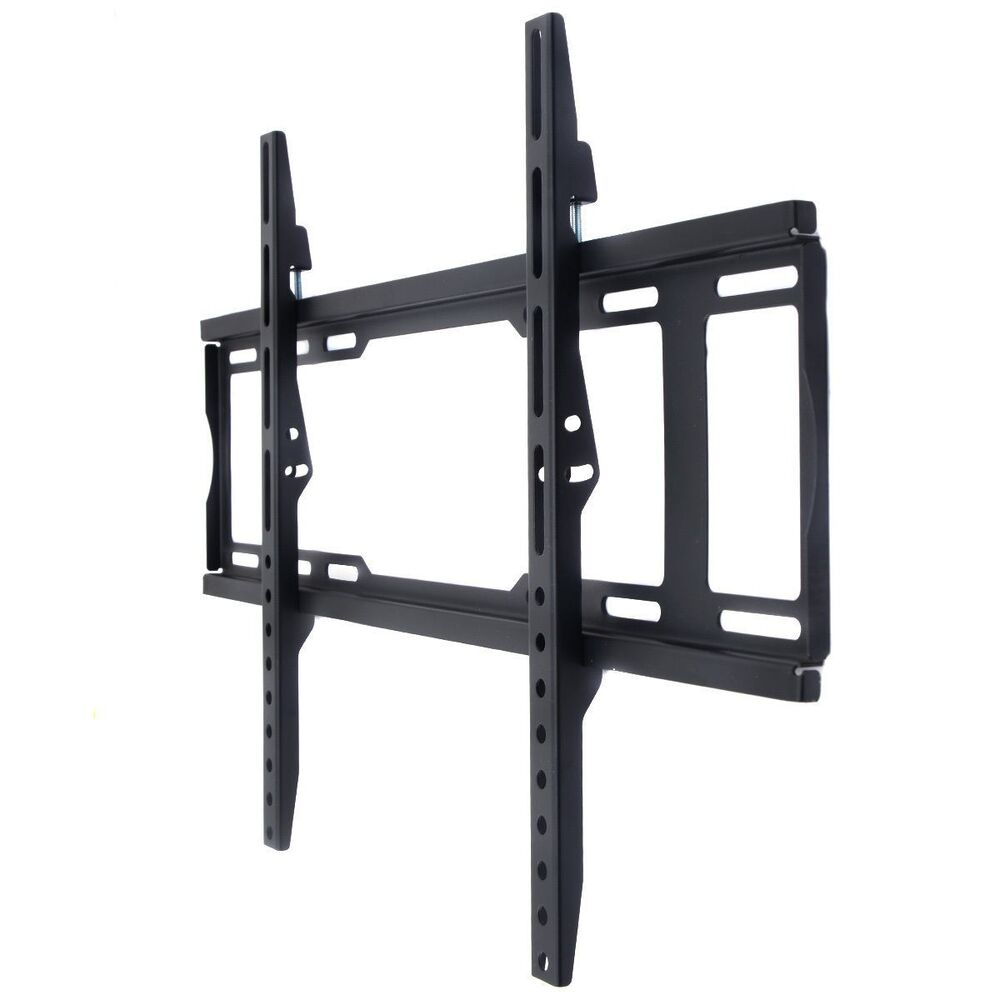 lcd led plasma flat tv wall mount bracket 37 40 42 46 47 50 52 55 60 65 70 inch ebay. Black Bedroom Furniture Sets. Home Design Ideas