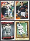 2010 TOPPS SERIES 1 & 2 LOT COMPLETE YOUR SET & INSERTS 25 PICKS