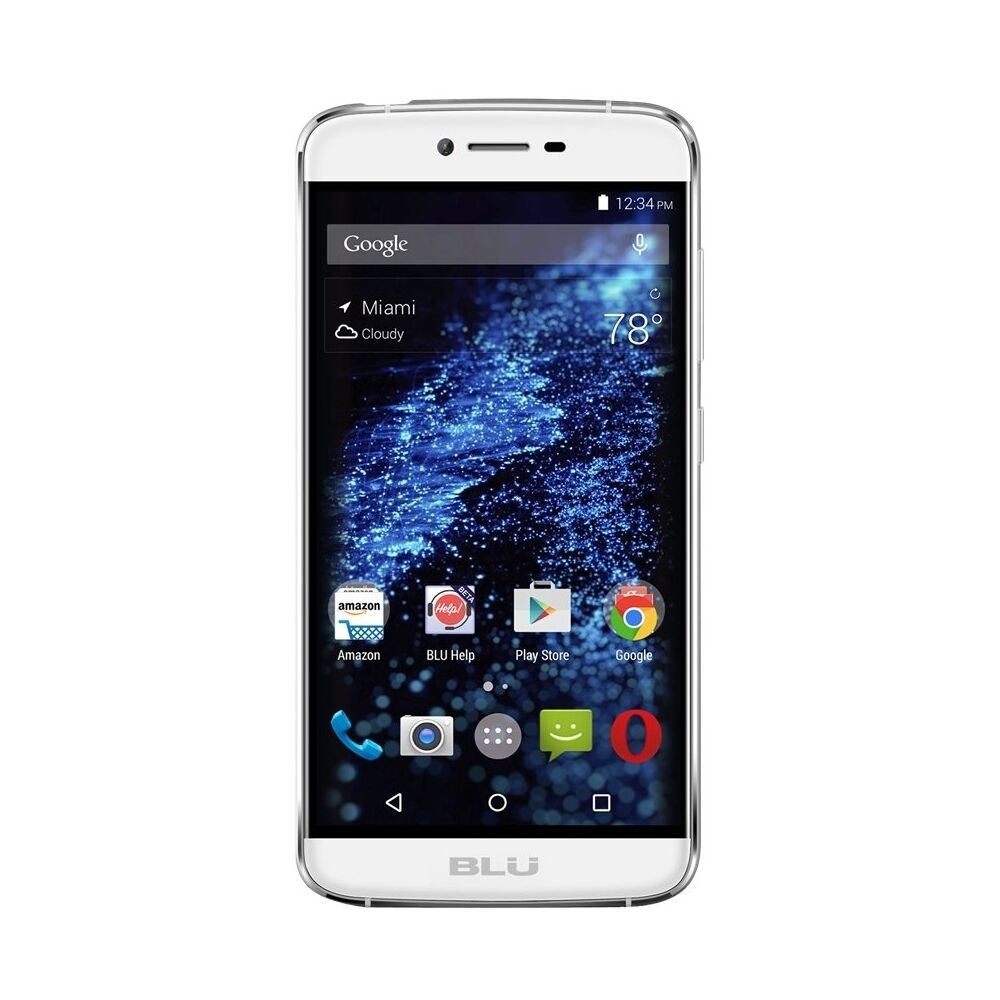 BLU - Studio ONE 4G LTE with 16GB Memory Cell Phone ...