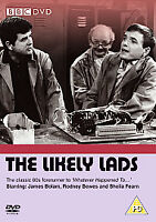The Likely Lads - Series 1 To 3 The Surviving Episodes - BBC DVD