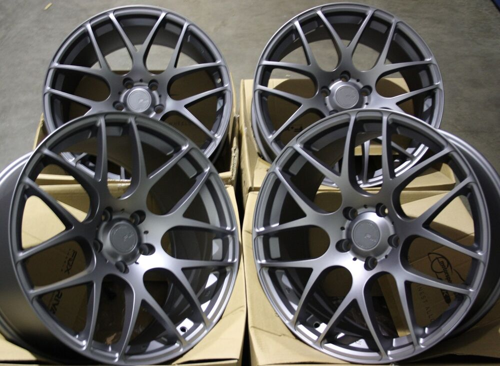 17 Quot Gm Ms007 Alloy Wheels Fits Bmw E46 E90 E91 E92 E93 Z3