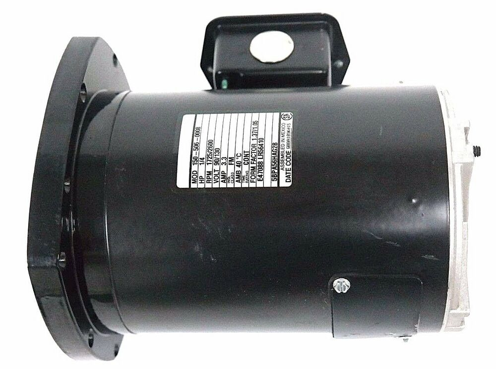 New General Electric 5bpa56hag2b Motor Mod 150 506 0008