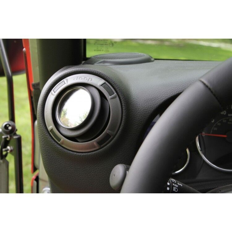 J0030288 Steinjager Stick On Door-less Vent Side Mirrors
