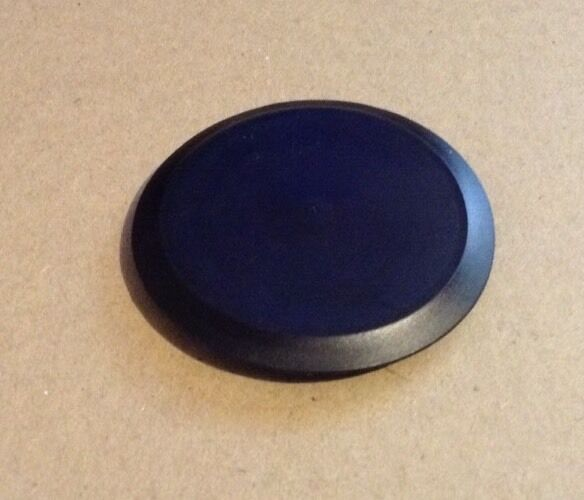 2 Quot 2 0 Inch Flush Mount Black Plastic Body And Sheet