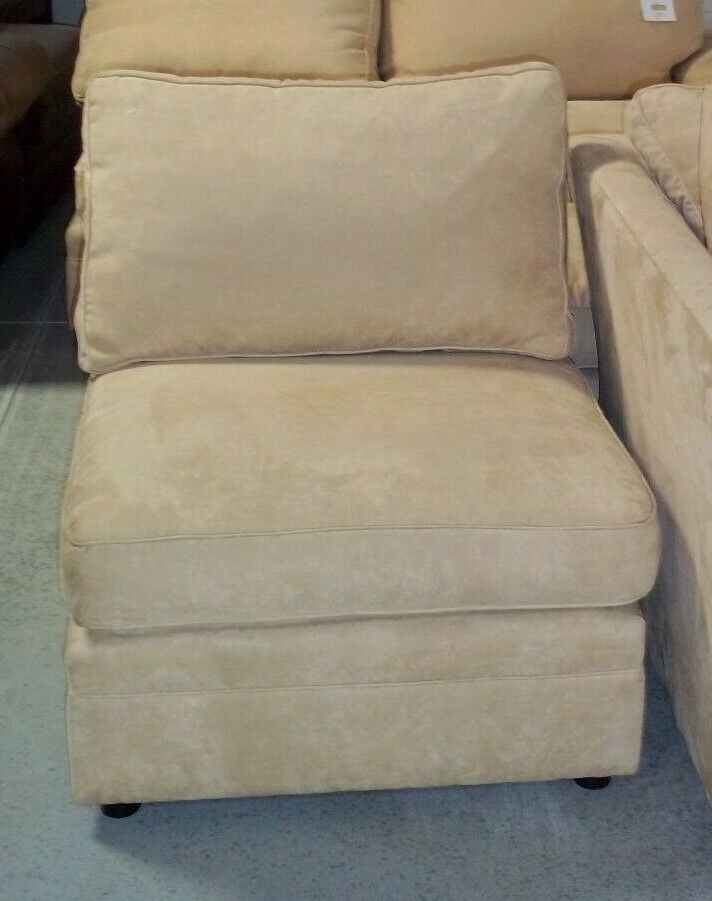 Pottery Barn Pearce Couch Sofa Sectional Armless Chair