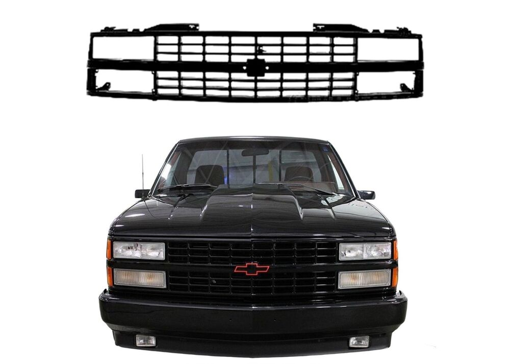 How To Paint Car Grill Black